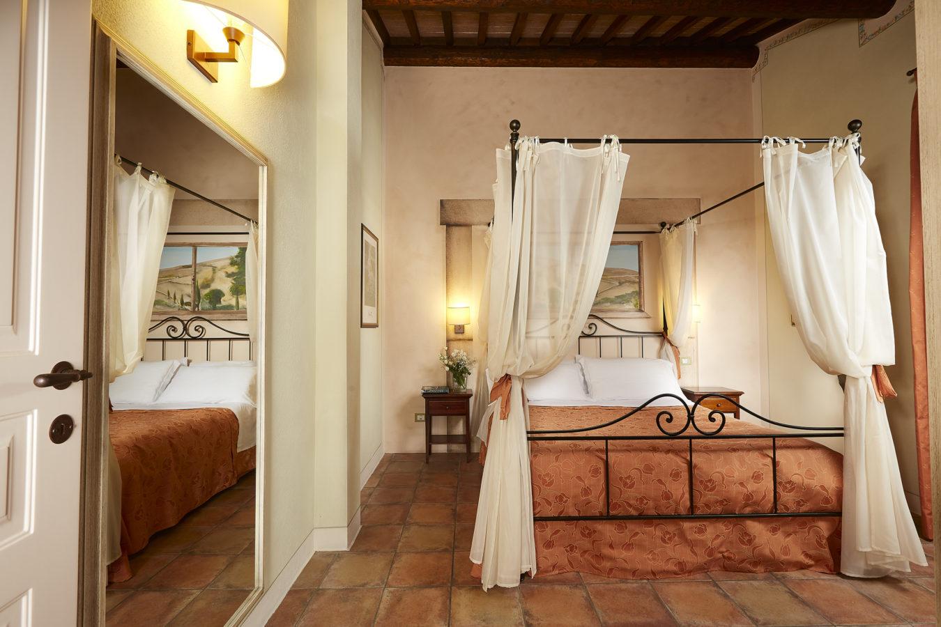 hotel interior photographer Tuscany
